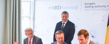 HRD Antwerp Signs Mou with Russian Federation