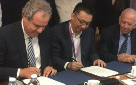 IDE signs MOU with Shanghai Diamond Exchange, Chinese to polish larger stones in Israel