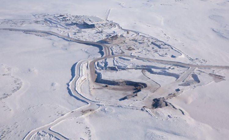 Mountain Province's Recent Find -A 95 Carat Diamond