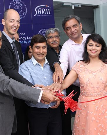 Sarine Technology Lab Officially Opens in Mumbai