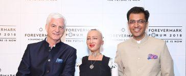 Sophia Shines Bright at the Forevermark Forum