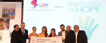 GJEPC's CSR initiative 'Jewellers for Hope'