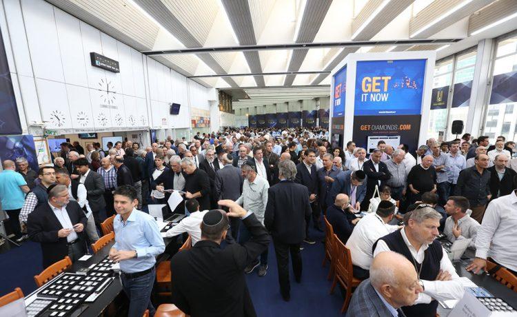 International Diamond Week in Israel