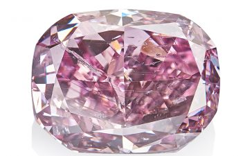 ALROSA to Present the Largest Deep Purple-Pink Diamond in Hong Kong