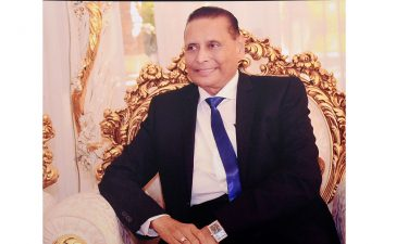 Mr. Ramesh Vora,Managing Director, Bafleh Jewellery LLC (Dubai)