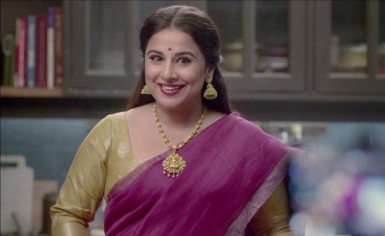 Vidya Balan Makes 'Karigari' Relevant Againthrough Senco Gold & Diamond