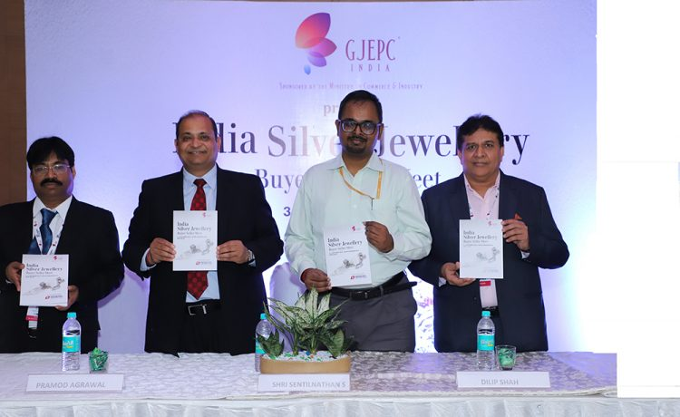 GJEPC organized first-ever India Silver Jewellery Buyer-Seller Meet in New Delhi