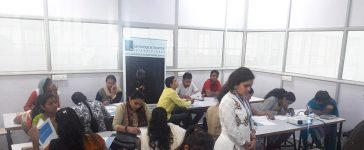 GSI's yet Another Successful Jewelry Design Workshop in Kolhapur
