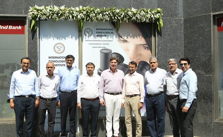 IGI Launches New Facility at Bharat Diamond Bourse in Mumbai