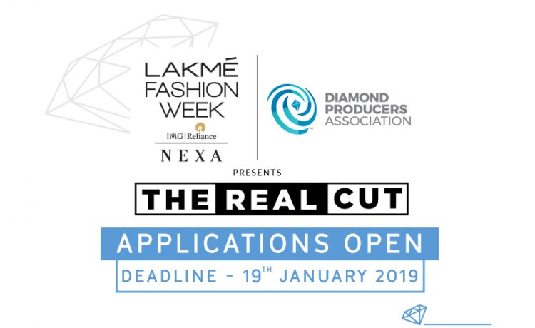 Lakmé Fashion Week & Diamond Producers Association Join Hands to discover Indian Diamond Jewellery Design Talent