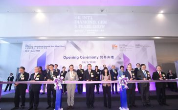 Hong Kong International Diamond, Gem & Pearl Show Opens Floor