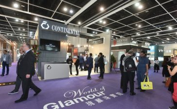Hong Kong International Jewellery Show opens