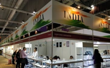 India Pavilion at Hong Kong International Show