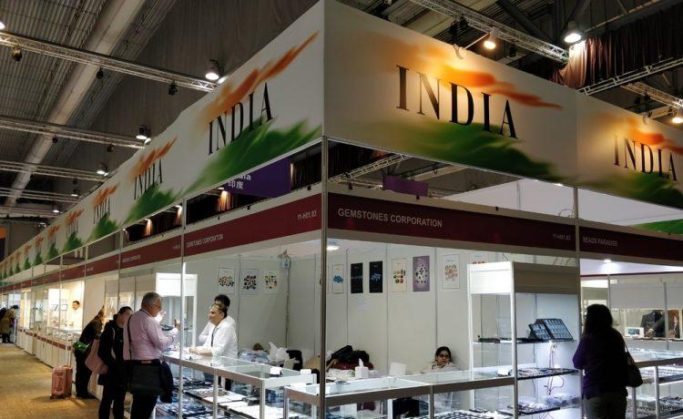 India Pavilion at Hong Kong International Show