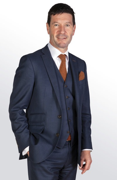Les Male, CEO of DGCX