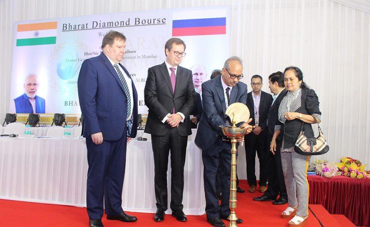 Bharat Diamond Bourse Announces 2019 Bharat Diamond Week to Take Place from October 14-16
